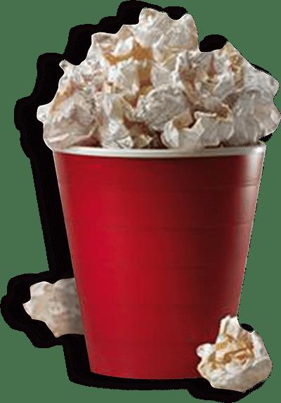 metafor popcorn